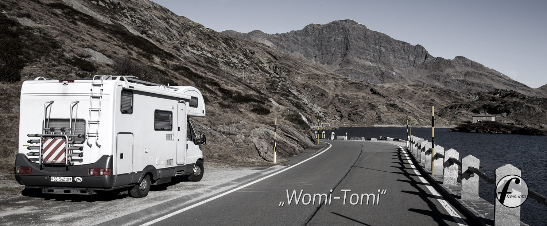 Womi-Tomi der Familie Frei aus St. Gallen, Switzerland